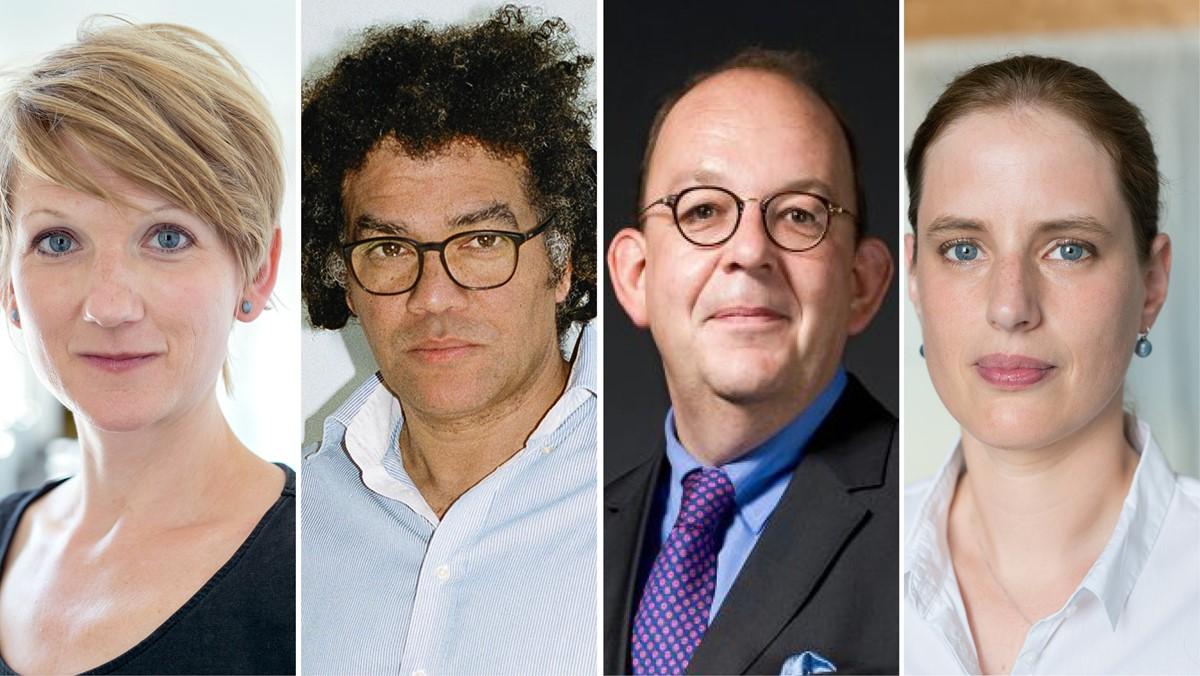 Photo: Kraemer, Werner, Schiering, Mädler